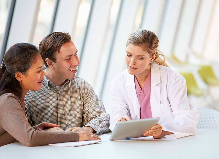 Insurance coverage for infertility
